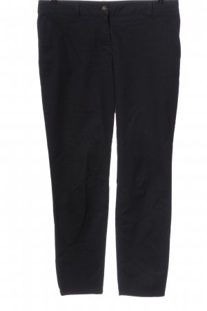Tom Tailor Chinohose schwarz Casual-Look