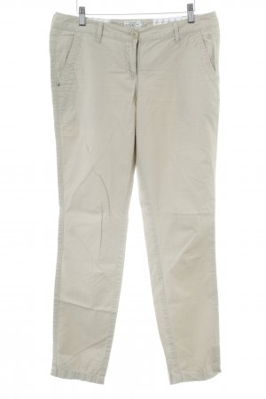 Tom Tailor Chinohose hellgrau Casual-Look
