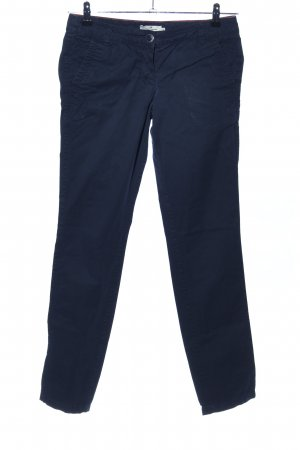 Tom Tailor Chino blauw casual uitstraling