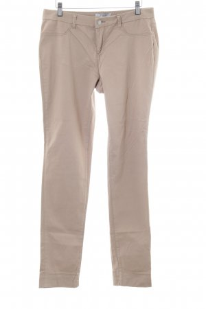Tom Tailor Chinohose creme Casual-Look