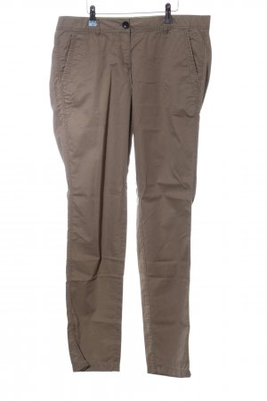 Tom Tailor Chinohose bronzefarben Casual-Look