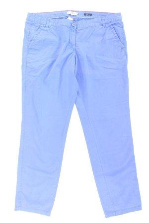 Tom Tailor Chinohose Größe 44 blau aus Baumwolle