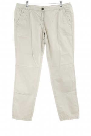 Tom Tailor Chinohose hellbeige Casual-Look