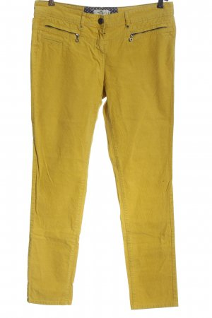 Tom Tailor Corduroy Trousers primrose casual look