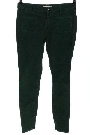 Tom Tailor Corduroy broek groen casual uitstraling