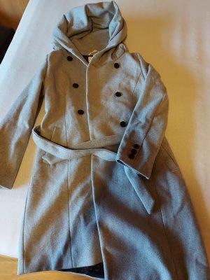 Tom Tailor Fleece Coats light grey