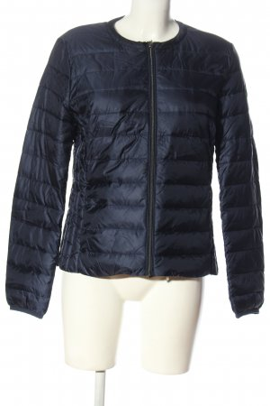 Tom Tailor Down Jacket blue quilting pattern casual look