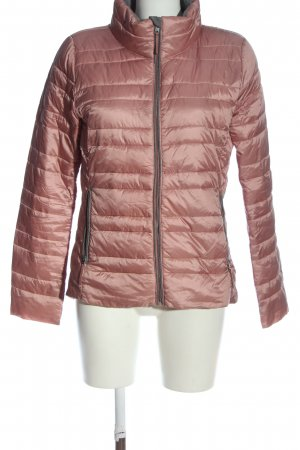 Tom Tailor Down Jacket pink quilting pattern casual look