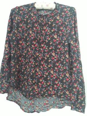 Tom Tailor Denim Bluse mit Blumenprint