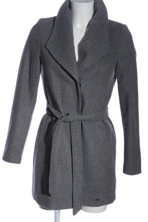 Tom Tailor Denim Manteau polaire gris clair style décontracté
