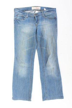 Tom Tailor (Denim) Bootcut Jeans Größe W31/L32 blau aus Baumwolle