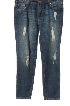 Tom Tailor Denim Boyfriend jeans blauw casual uitstraling