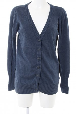 Tom Tailor Denim Cardigan blau Casual-Look
