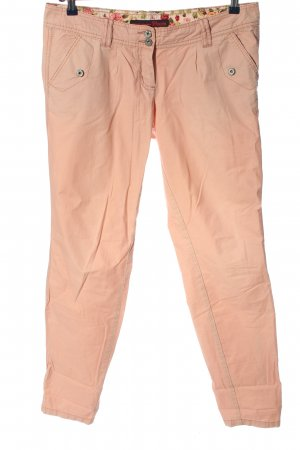 Tom Tailor Denim Chinohose pink Casual-Look