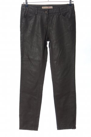 Tom Tailor Denim Pantalón de cinco bolsillos negro look casual