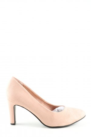 Tom Tailor Denim High Heels creme Business-Look