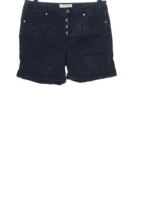 Tom Tailor Denim Short moulant bleu style décontracté