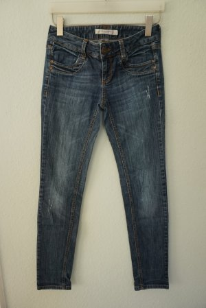 Tom Tailor Denim Jeans in dunkelblau