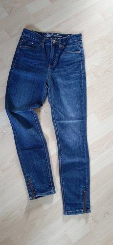 """Tom Tailor Denim Jeans skinny ankle """"Kate"""" Knöchellang Gr. W27"""