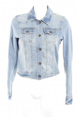 Tom Tailor Denim Jeansjacke himmelblau Casual-Look