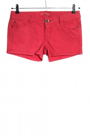 Tom Tailor Denim Jeansshorts pink Casual-Look