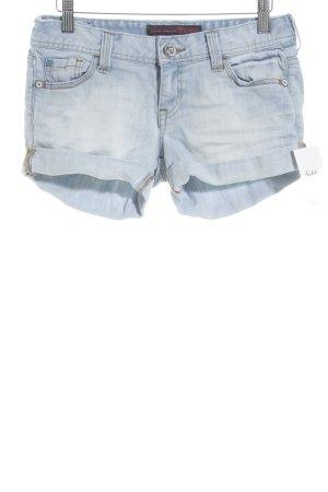 Tom Tailor Denim Jeansshorts blassblau minimalistischer Stil