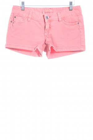 Tom Tailor Denim Jeansshorts lachs Casual-Look