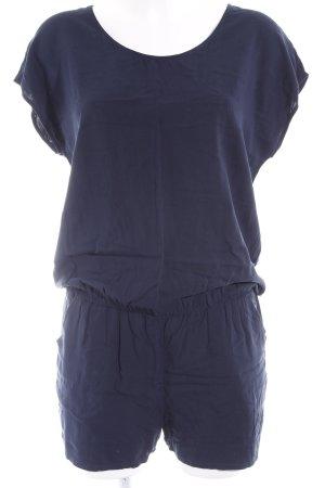 Tom Tailor Denim Jumpsuit dunkelblau Casual-Look