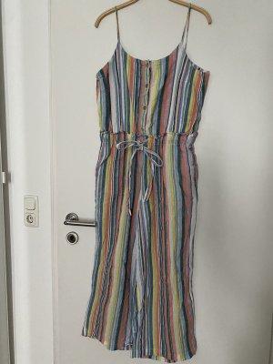 Tom Tailor Denim Jumpsuit multicolored linen