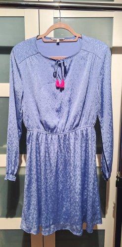 Tom Tailor Denim Robe à manches longues bleu