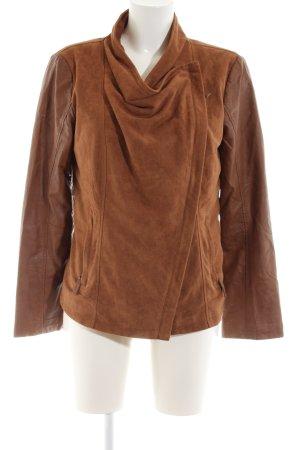 Tom Tailor Denim jacke braun-bronzefarben Casual-Look