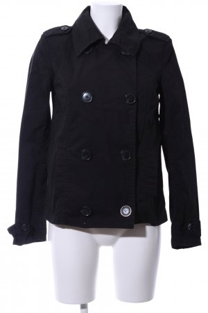 Tom Tailor Denim Naval Jacket black business style