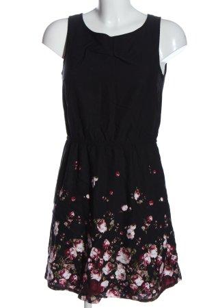Tom Tailor Denim Mini Dress allover print casual look
