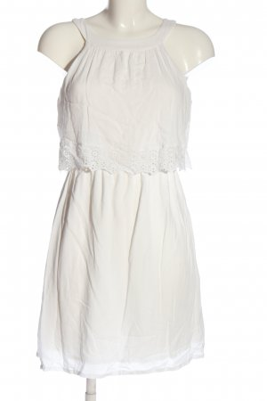 Tom Tailor Denim Halter Dress white casual look