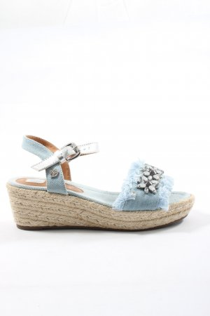 Tom Tailor Denim Plateau-Sandalen