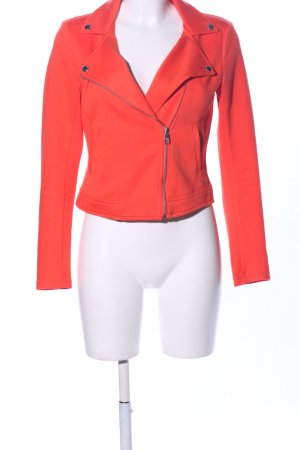 Tom Tailor Denim Shirtjacke rot Casual-Look