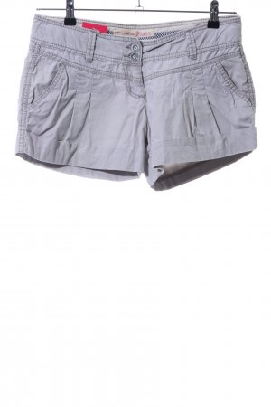 Tom Tailor Denim Shorts hellgrau Casual-Look