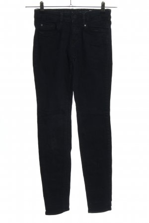 Tom Tailor Denim Vaquero skinny negro look casual
