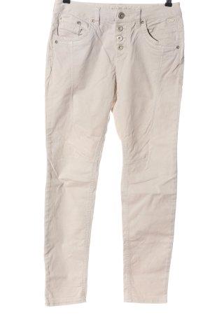 Tom Tailor Denim Slim Jeans hellgrau Casual-Look