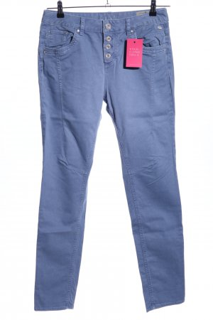 Tom Tailor Denim Jeans slim bleu style décontracté