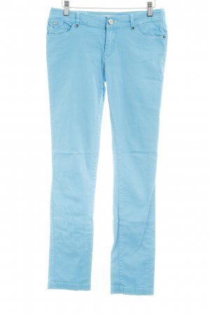 Tom Tailor Denim Slim Jeans neonblau Casual-Look