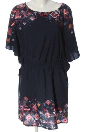 Tom Tailor Denim Sommerkleid grafisches Muster Elegant