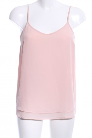 Tom Tailor Denim Spaghettiträger Top pink Casual-Look