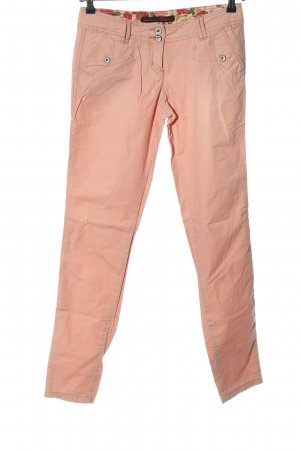 Tom Tailor Denim Stoffhose pink Casual-Look