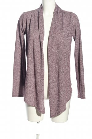 Tom Tailor Denim Knitted Cardigan pink flecked casual look