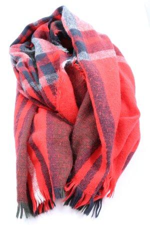 Tom Tailor Denim Sciarpa lavorata a maglia motivo a righe elegante