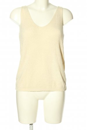 Tom Tailor Denim Knitted Top cream casual look