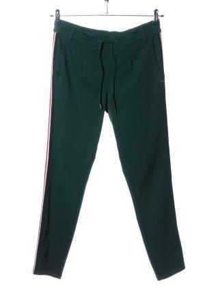 Tom Tailor Denim Sweat Pants striped pattern casual look