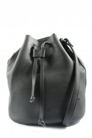Tom Tailor Denim Umhängetasche schwarz Casual-Look
