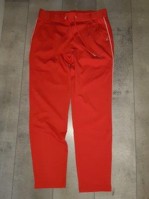 Tom Tailor Denim Pantalon de jogging orange foncé